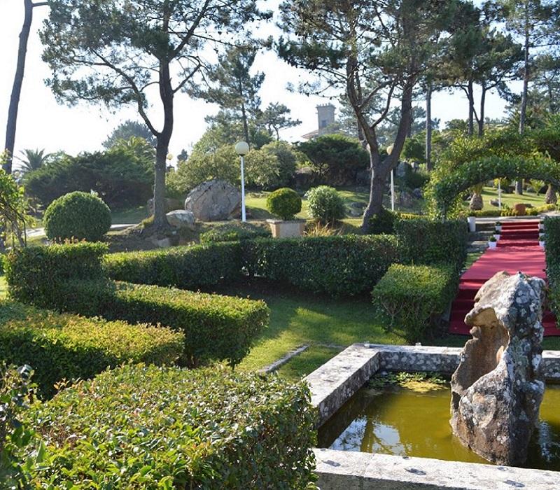 Jardines de ensueño para eventos Pontevedra | Sens Restauración