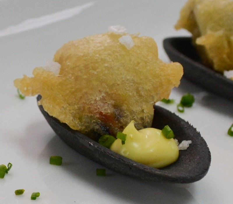 Cocina de autor en Pontevedra alta calidad sens restauracion
